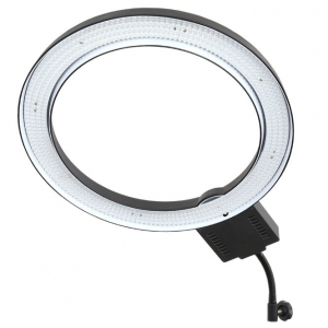 NANLITE Dimmbares LED-Ringlicht HALO 19